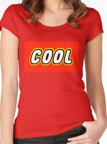 COOL  Women's Fitted Scoop T-Shirt