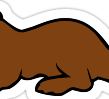 Cute Otter Sticker