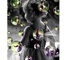 Tiny Bubbles Photographic Print
