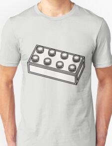 2 x 4 Brick  T-Shirt