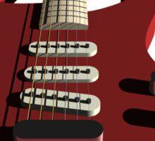 Bass guitar Sticker