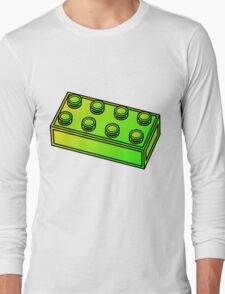 2 x 4 Brick  Long Sleeve T-Shirt