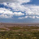Pegwell Bay Panorama by John Gaffen