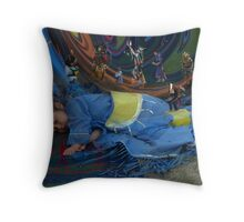 The End To A Perfect Day Throw Pillow