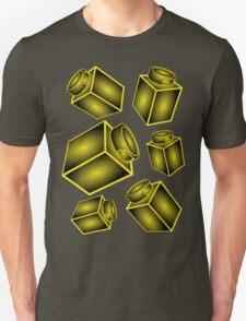 1 x 1 Bricks (AKA Falling Bricks)  T-Shirt