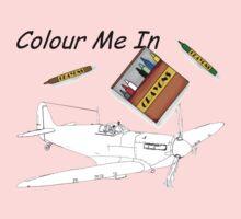 Colour Me  Spitfire 1 Kids Clothes