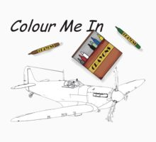 Colour Me  Spitfire 1 by Radwulf