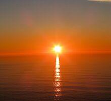 San Francisco Sunset 1425 by EndlessSkies