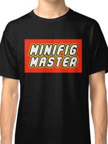 MINIFIG MASTER Classic T-Shirt