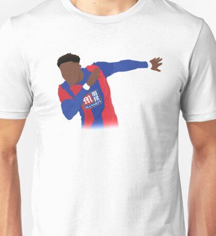Wilfried Zaha Dab Unisex T-Shirt