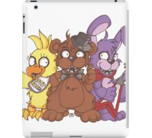 Freddy and the Gang iPad Case/Skin