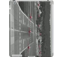 The Red Arrows Take Off - Wheels Up iPad Case/Skin