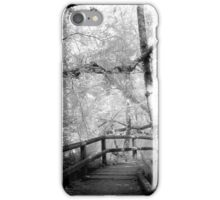 Bellingham, film infrared medium format print iPhone Case/Skin