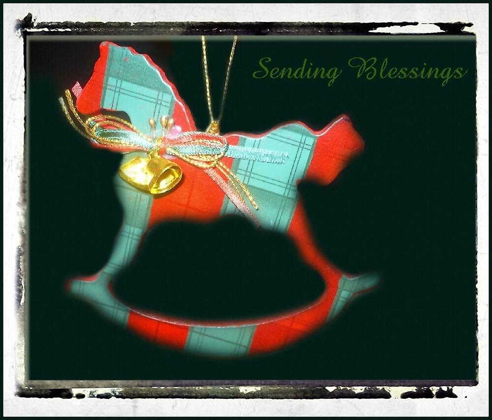 Sending Blessings by brandie