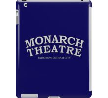 Inspired by Arkham Knight - Monarch Theatre iPad Case/Skin