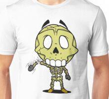 Halloweenies Skeleton Unisex T-Shirt