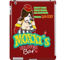 Moxxi's UP OVER iPad Case/Skin