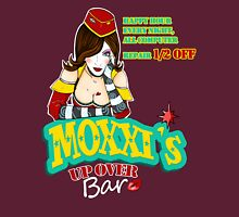 Moxxi's UP OVER Unisex T-Shirt
