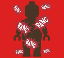 Minifig BANG BANG BANG  Kids Clothes