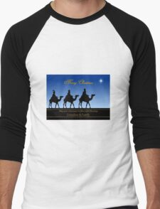 The Three Magi to Grandson and Family  T-Shirt