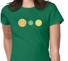 Sour Womens Fitted T-Shirt