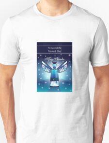 Mom & Dad ~ Merry Christmas  T-Shirt
