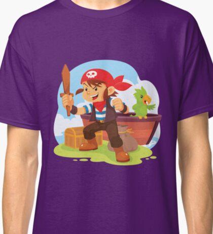 Pirate Boy Classic T-Shirt
