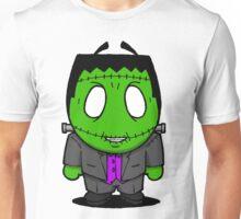 Halloweenies Frankenstein Unisex T-Shirt