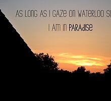 Waterloo Sunset - The Kinks by schnappischnap