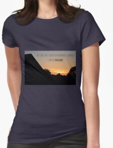 Waterloo Sunset - The Kinks Womens Fitted T-Shirt