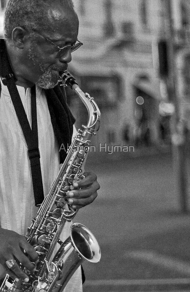 jerusalem blues by Aharon Hyman