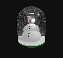 Snowman globe Unisex T-Shirt