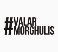 #Valar Morghulis by accioloki