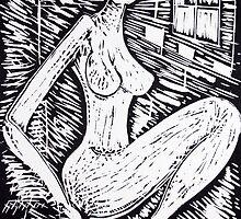 Curb Nude by Brett Sadhwani