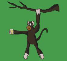 beer monkey by Gavin King