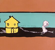 I've got to Walk the House by emma klingbeil