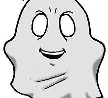 Halloweenies Ghost by darkartz