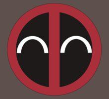 Happy Deadpool Icon  by Neon2610