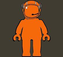 Banksy Astronaut Minifigure  Unisex T-Shirt