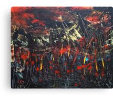 Fields of War Canvas Print