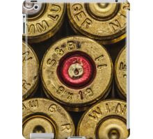 9mm Brass #2 iPad Case/Skin