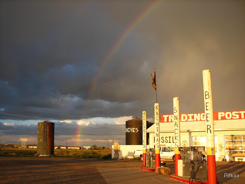 Rainbow by Pifkaa