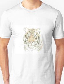 """Tiger"" Unisex T-Shirt"