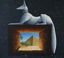 Anubis by Howard Gregory