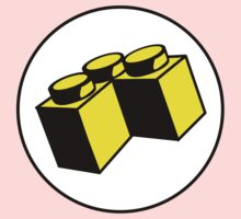 2 x 2 Brick Corner One Piece - Long Sleeve