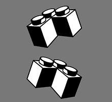 2 x 2 Brick Corner by Customize My Minifig