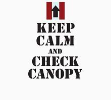 CHECK CANOPY - PATHFINDER PLATOON Unisex T-Shirt