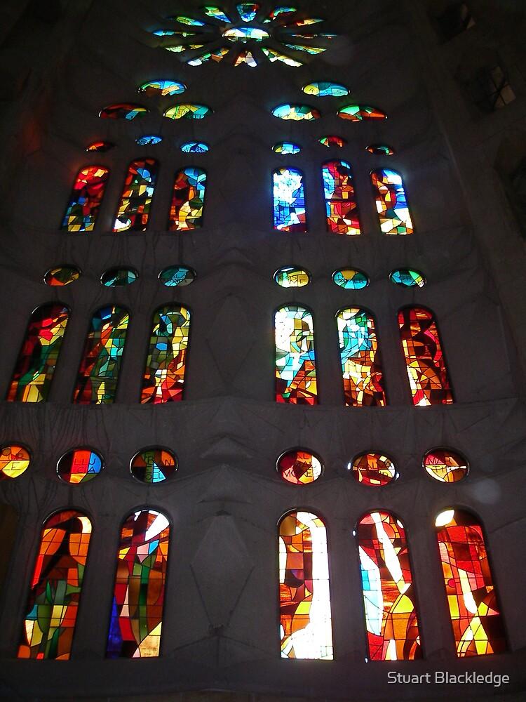 La Sagrada Familia by Stuart Blackledge