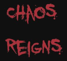 Chaos Reigns by rim999