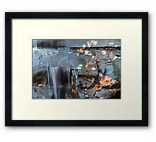 Autumn Is Here Framed Print